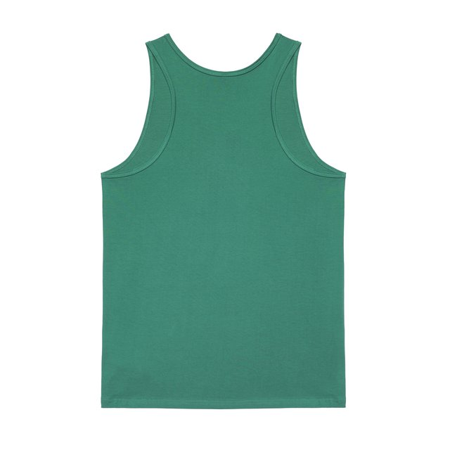 TANKTOP ARNOLD DARK GREEN