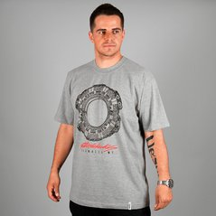LA O. TRAIN MEDIUM HEATHER GREY
