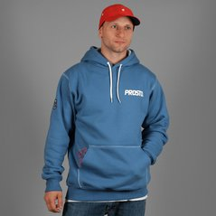 ST HOODY ABSTRACT DARK BLUE