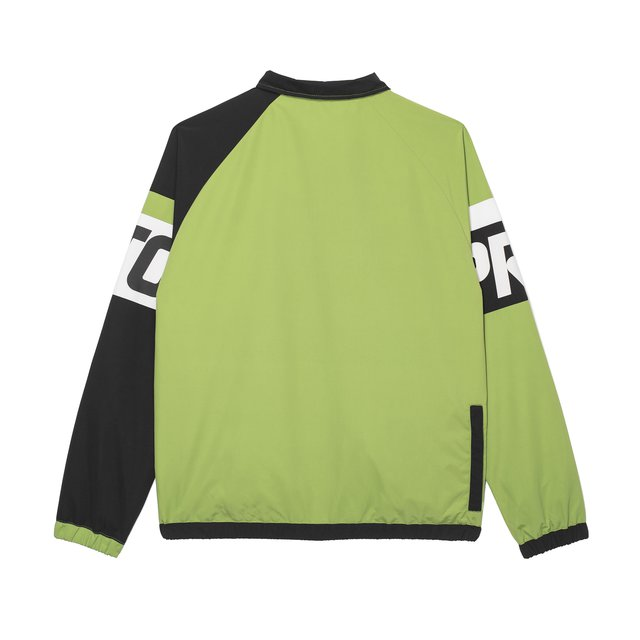TRACKSUIT TOP WINZ GREEN