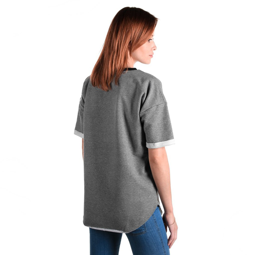 TEE PEPPER GREY