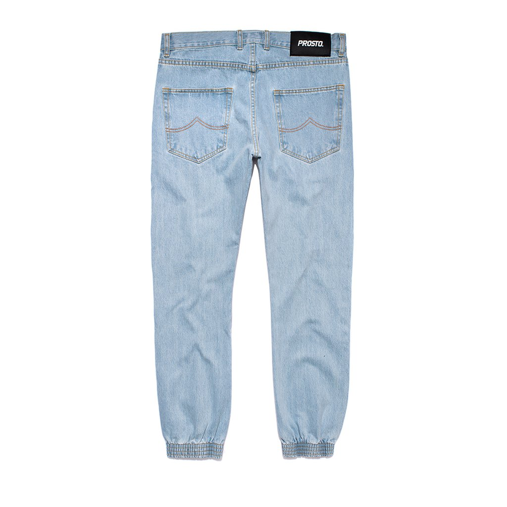 REGULAR JOGGER LIGHT BLUE