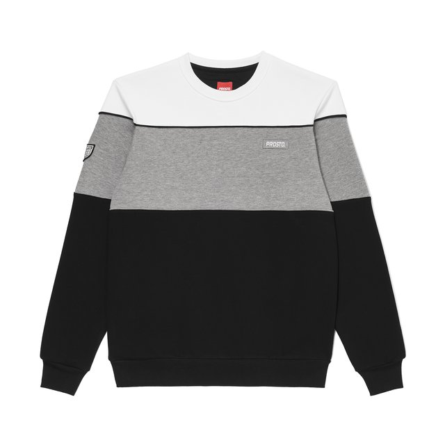 CREWNECK TREZ BLACK