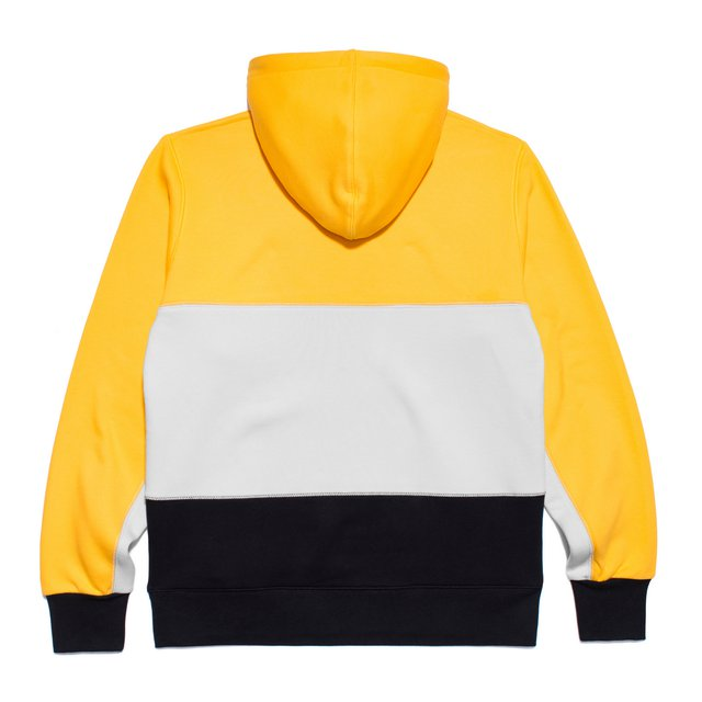HOODY TSUG YELLOW