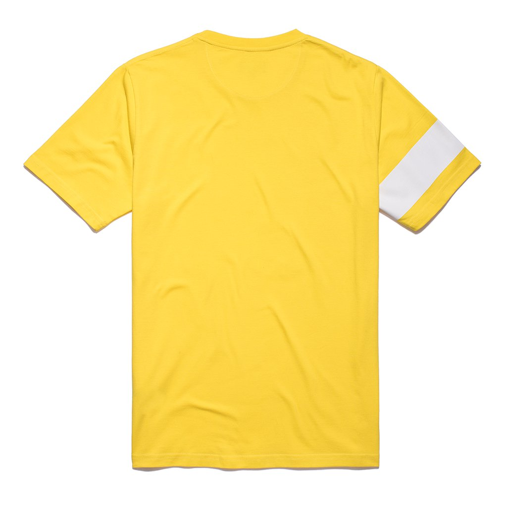 TSHIRT FRESH VISION YELLOW