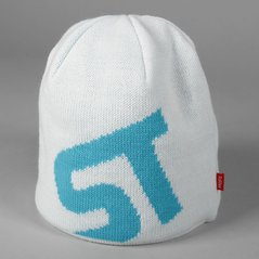 ST WINTER CAP BLEND WHITE