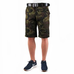 KL SHORTY CHINO CAMO