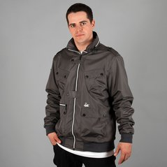 KL JACKET SERGEANT2 GRAY