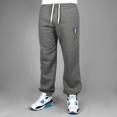 ST PANTS BUCKLE MEDIUM HEATHER GREY