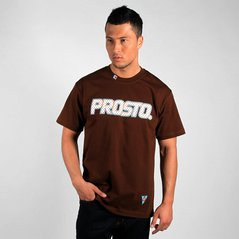 ST T-SHIRT STRAINER BROWN