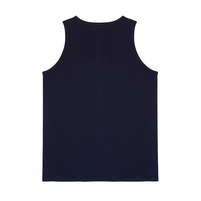 TANKTOP SHIELD V NAVY