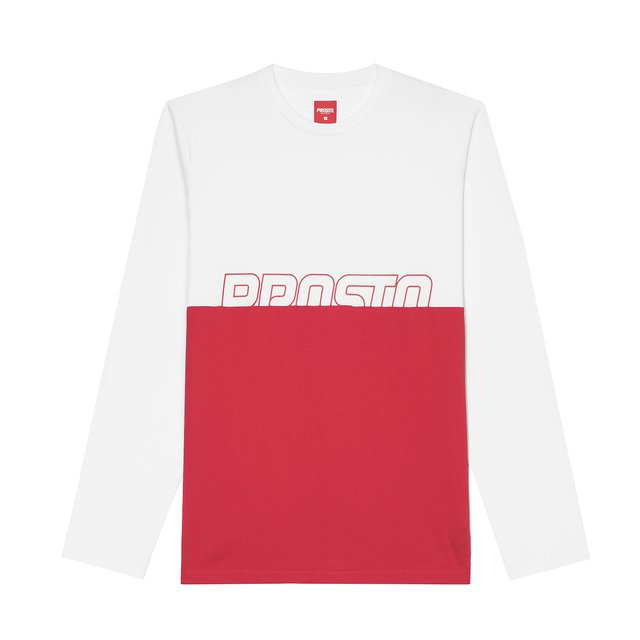 LONGSLEEVE HIDD RED