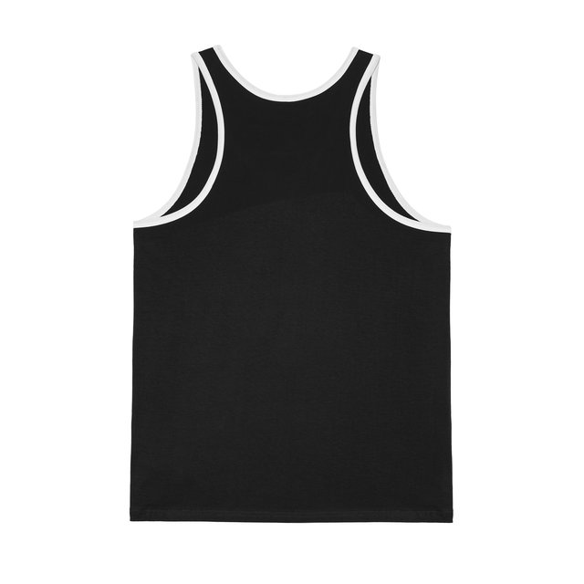 TANKTOP SCOTTIE BLACK