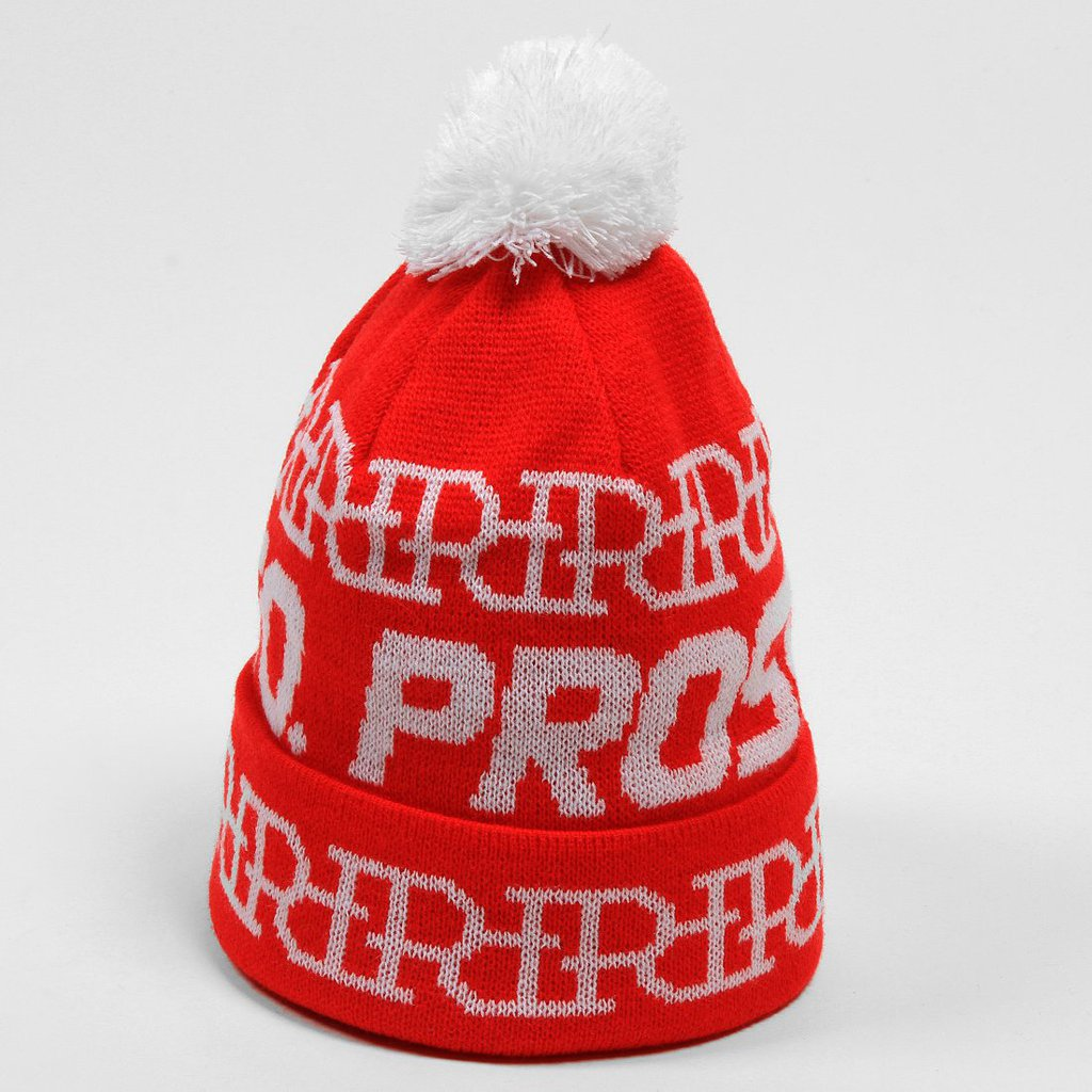 WINTERCAP CHAIN RED