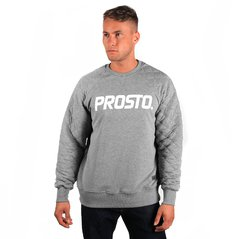 KL SWEATSHIRT BROAD MEDIUM HEATHER GREY