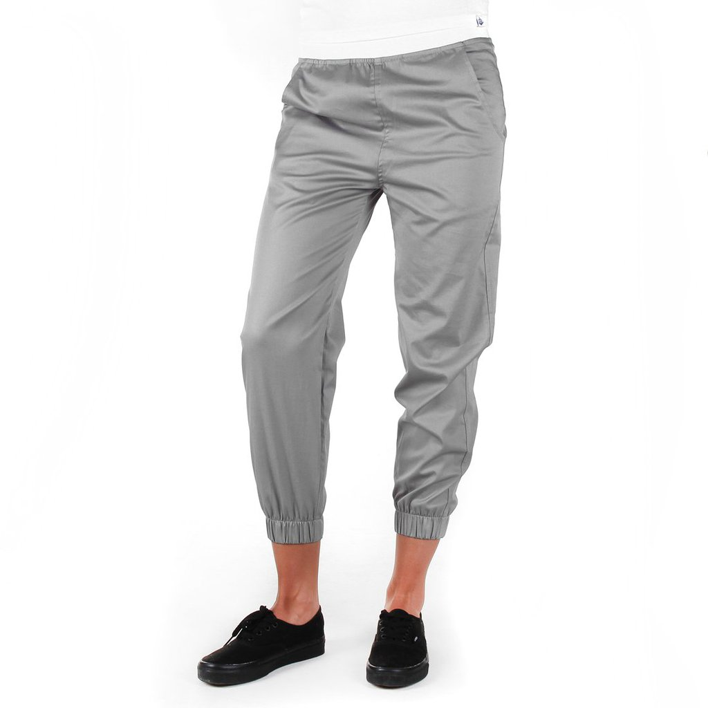 CHINO BELT GREY