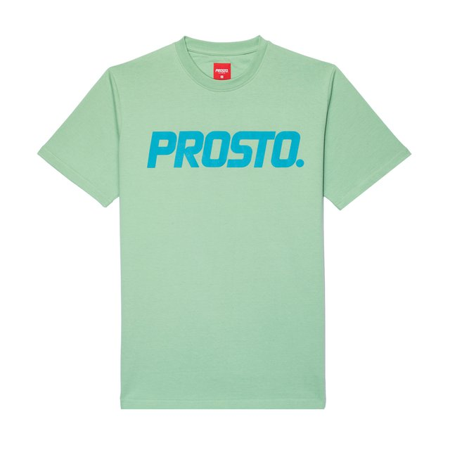 T-SHIRT CLASSIC XX LIGHT GREEN