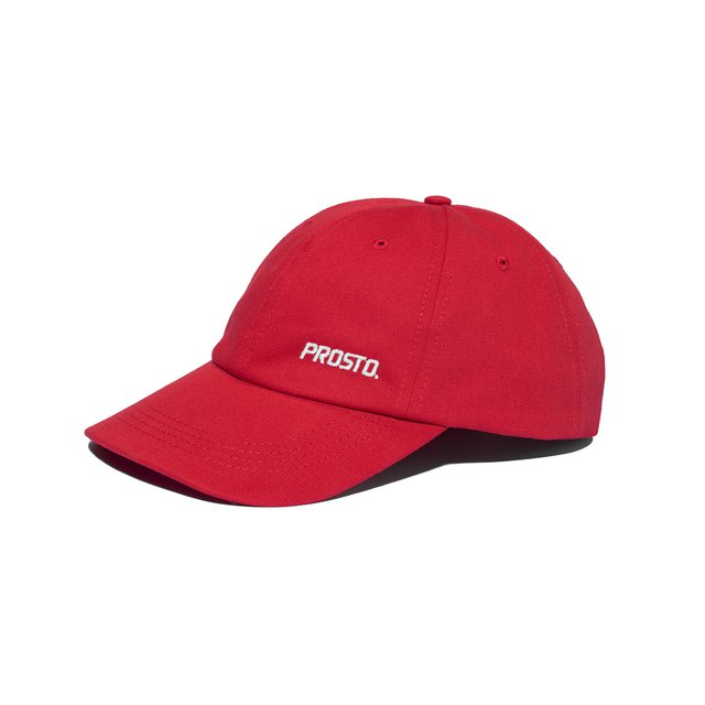 6PANEL COVER RED