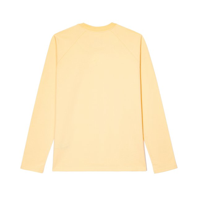 LONGSLEEVE LOSLOG LIGHT YELLOW
