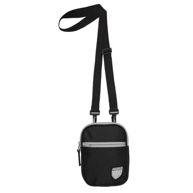 NECK BAG CLEVER BLACK