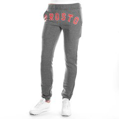 F.ST PANTS FRONT MEDIUM HEATHER GREY