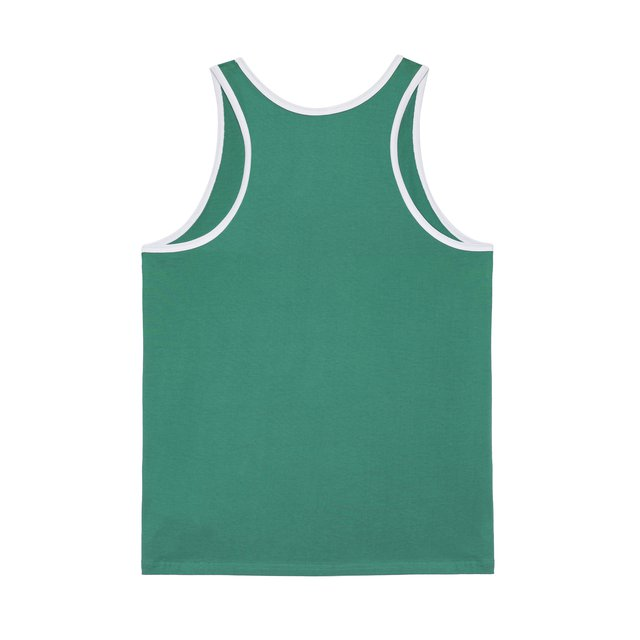 TANKTOP SCOTTIE DARK GREEN