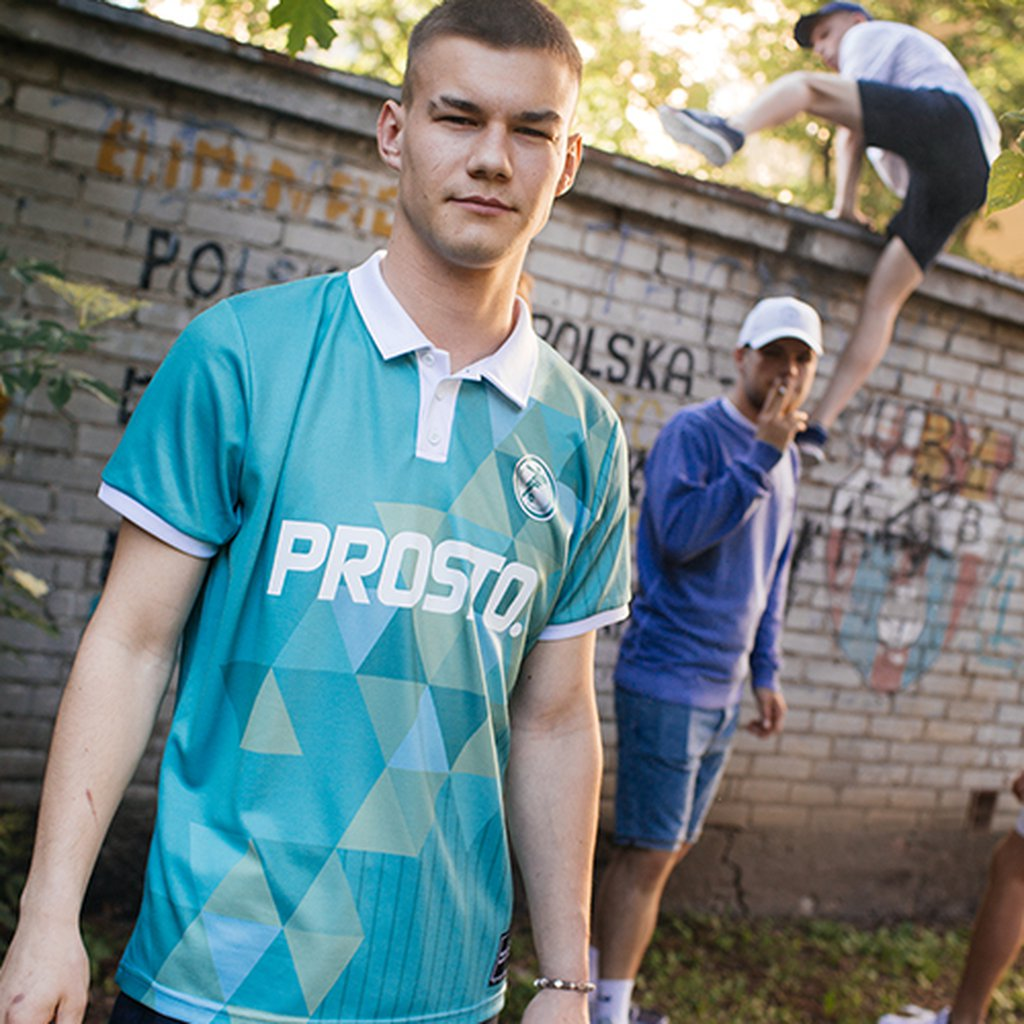 Prosto Klasyk x Polish Football Casuals