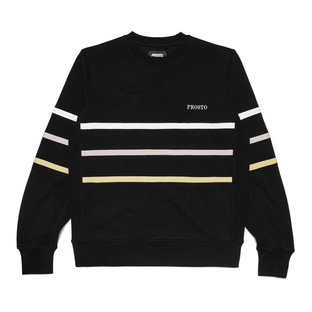 CREWNECK KINDERGARDEN BLACK