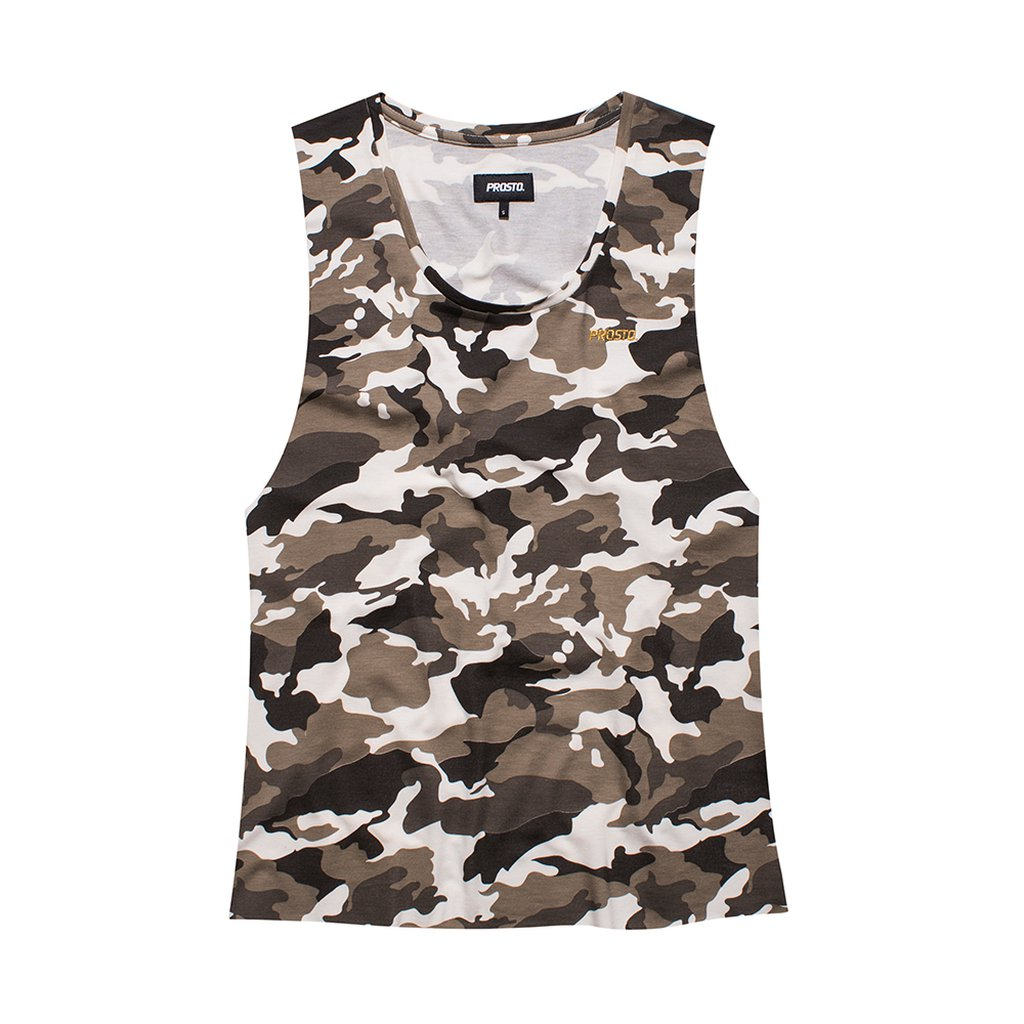 TANKTOP WARRIOR CAMO