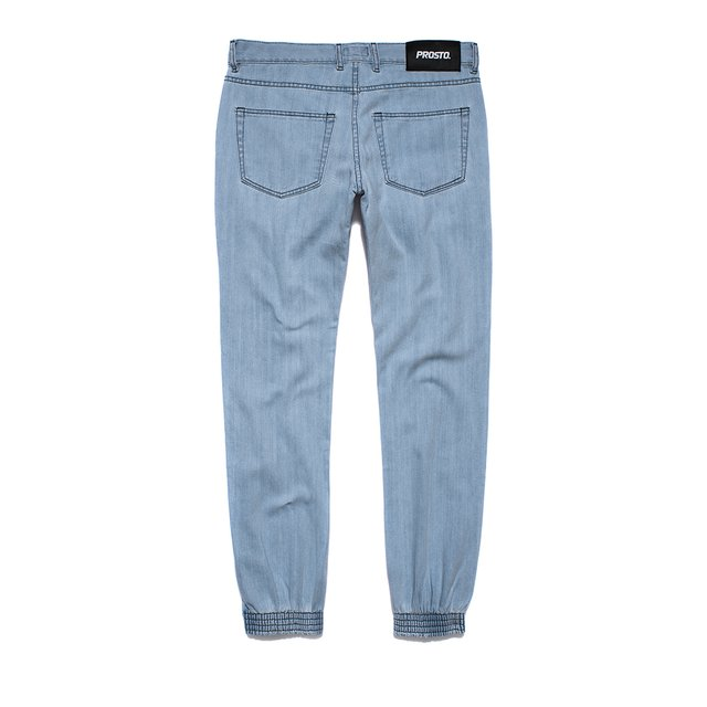SLIM JOGGER 2 LIGHT BLUE
