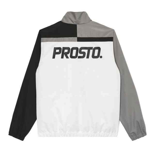 TRACKTOP NOSTRESS BLACK