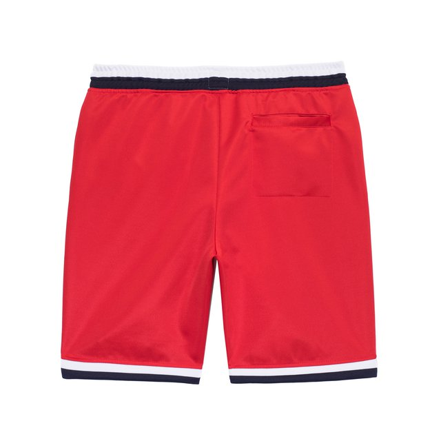 SHORTS RUB RED