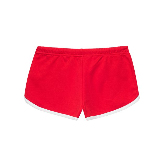 SHORTS AMBER RED