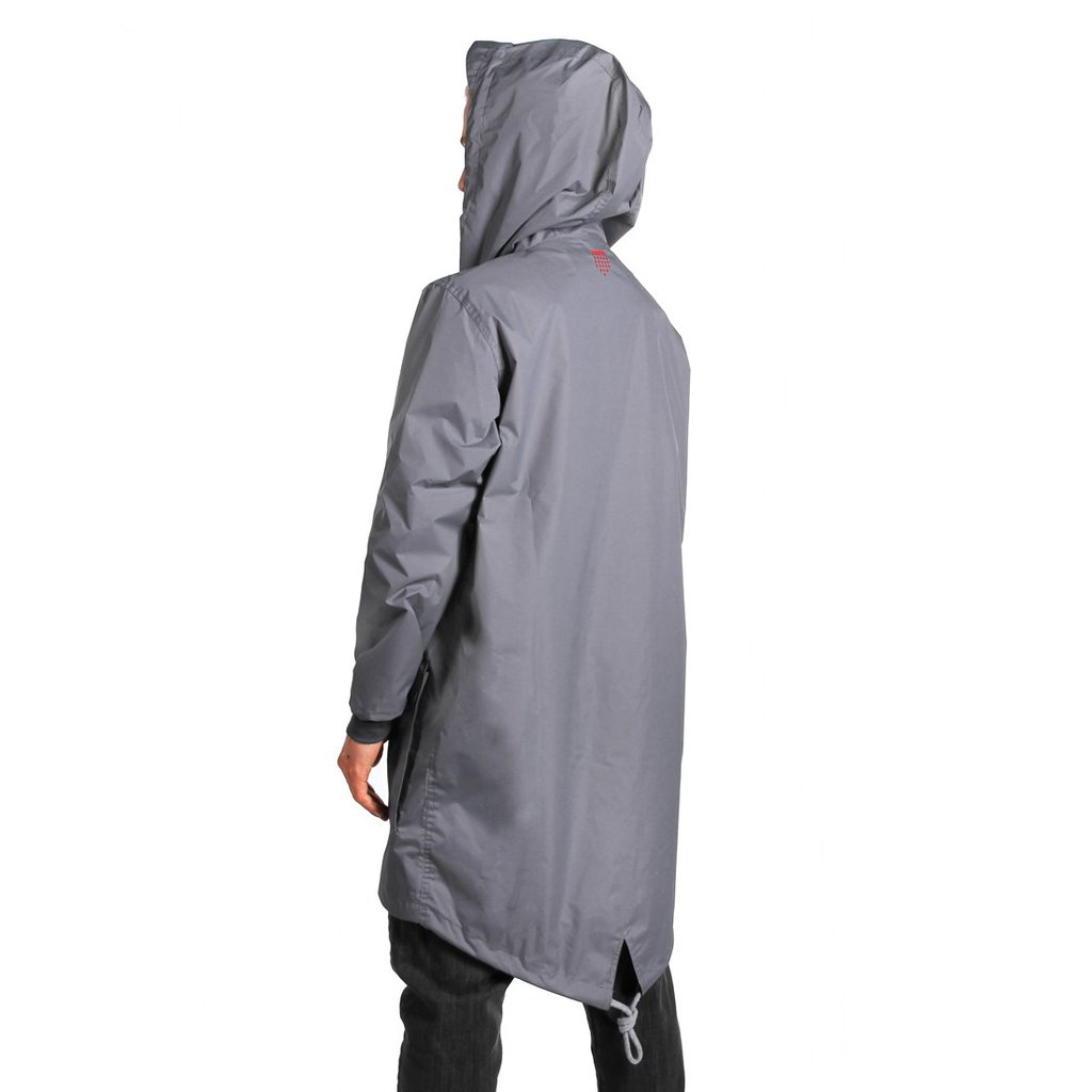 JACKET BREEZE GREY
