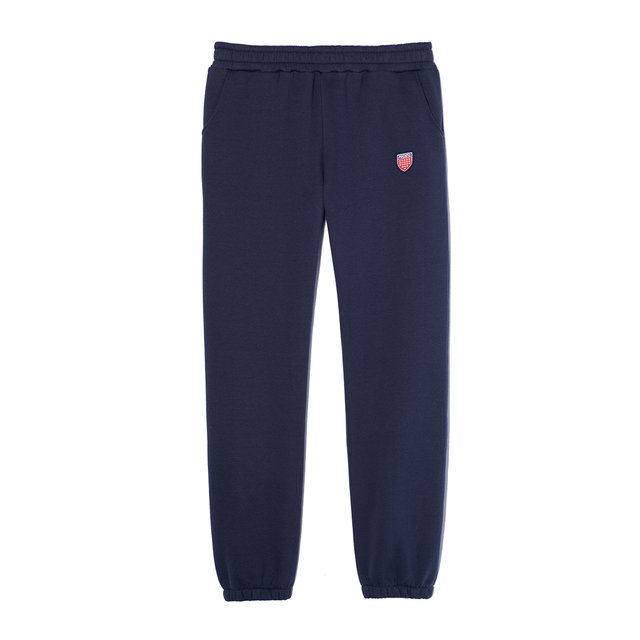 PANTS BASIC DARK BLUE