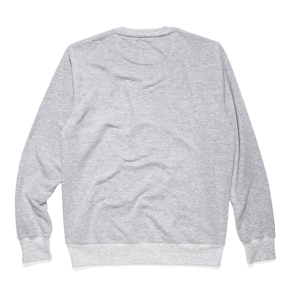 LEVEL SO DEEP LIGHT HEATHER GREY