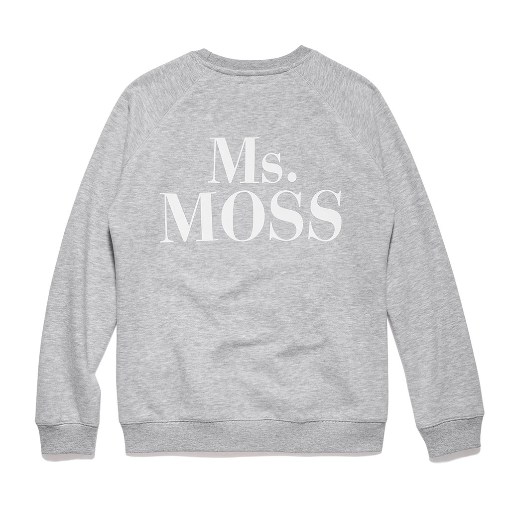 ICON MOSS LIGHT HEATHER GREY