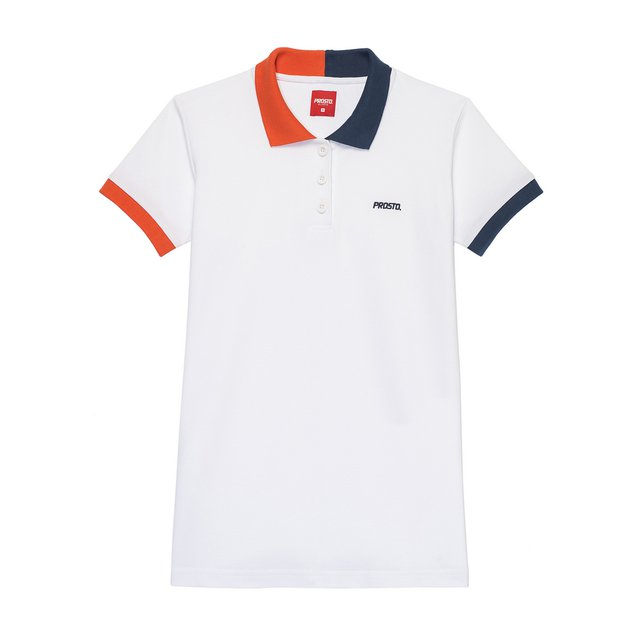 PRICE POLO WHITE