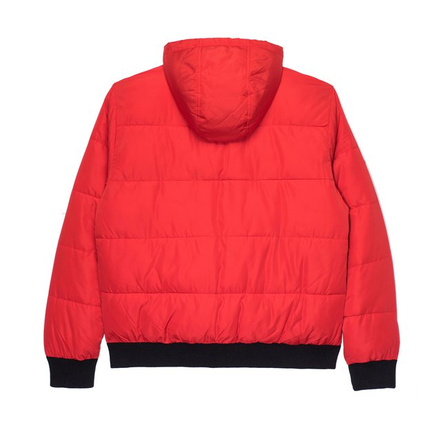 PUFF BOMBER RED