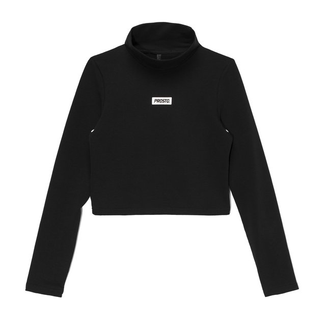 NECK TOP BREEZE BLACK