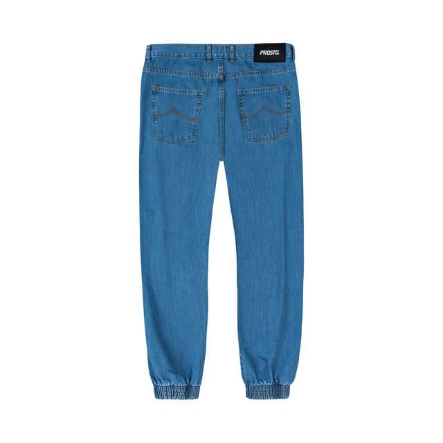 JEANS REGULAR JOGGER MEDIUM BLUE
