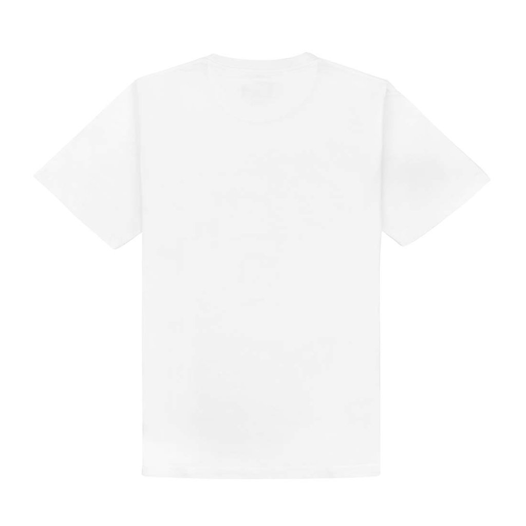 "JD. LORIEUX ""TRIFFIE"" ONE TSHIRT WHITE"