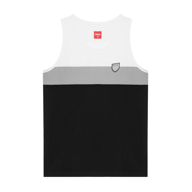 TANKTOP STAIRS BLACK