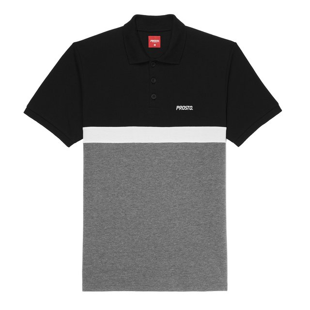 POLO LIZARD BLACK