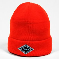 F.KL WINTERCAP LABEL FLUO ORANGE