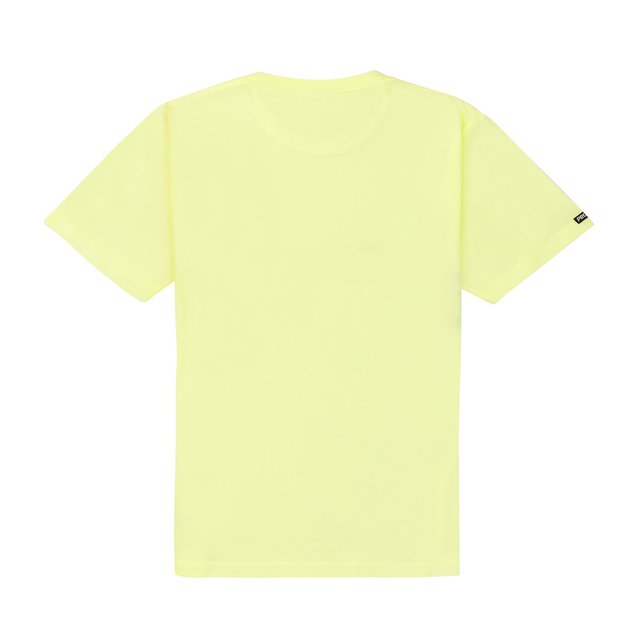 "JD. LORIEUX ""TRIFFIE"" TWO TSHIRT YELLOW"