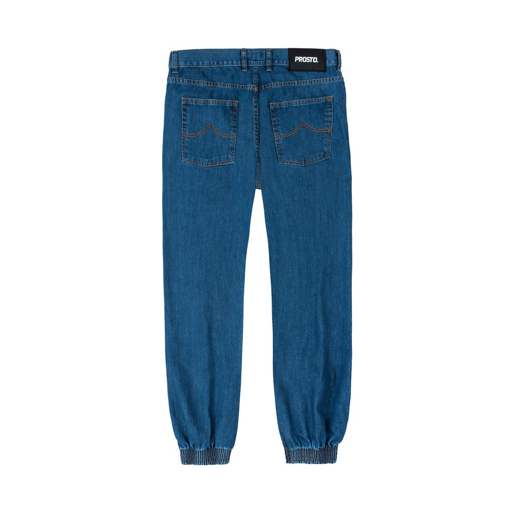 JEANS REGULAR JOGGER DARK BLUE