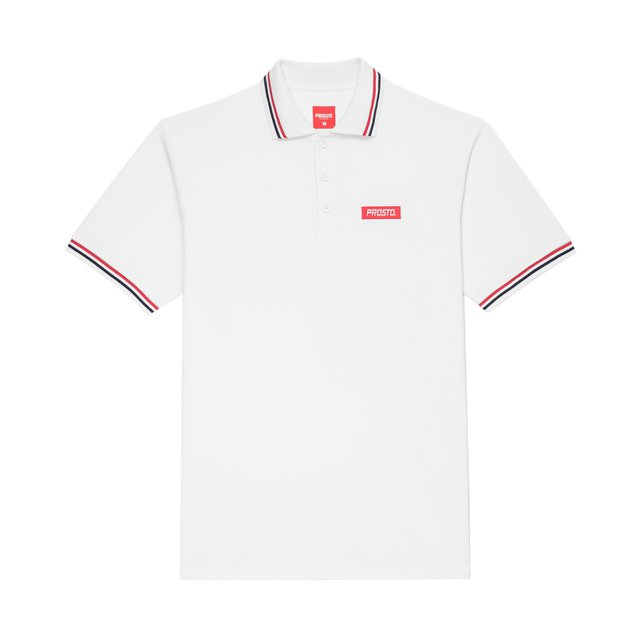 TS POLO GEEZA WHITE