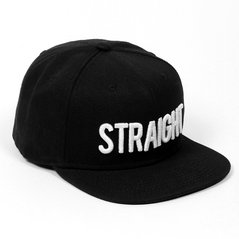 KL SNAPBACK STRAIGHT BLACK