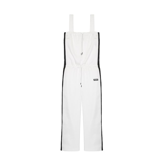 PLAYSUIT CITY WHITE